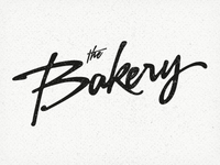 The Bakery - Personal Logo