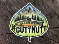Cutthroat Trout Conservation Sticker