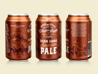 Wooden Nickel Brewing - Doan Gang American Pale