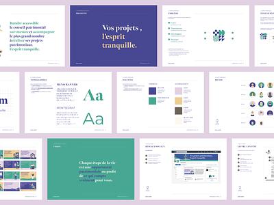 Brandbook - Inam corporate advice inheritance graphic design brand design illustration brand identity logotype logo graphic design branding brand