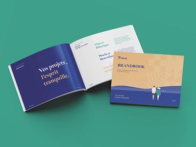 Brandbook - Inam advice inheritance corporate graphic design brand design illustration brand identity logotype logo graphic design branding brand