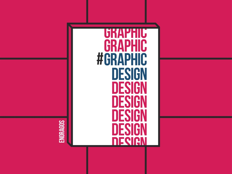 #GD graphic design typography graphic design