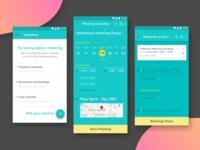 Meeting Scheduler App
