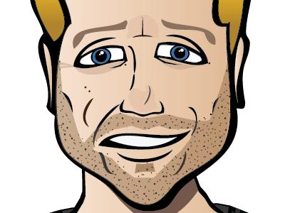 i know that guy avatar illustration