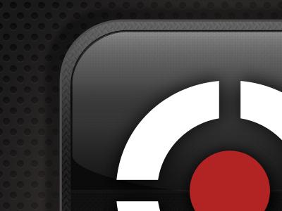 Rangelog.com iApp Icon rangelog icon app icon texture