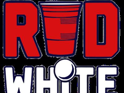 Red White find Brow design happy icon logo illustration illustrator animation graphic design animal red bull red