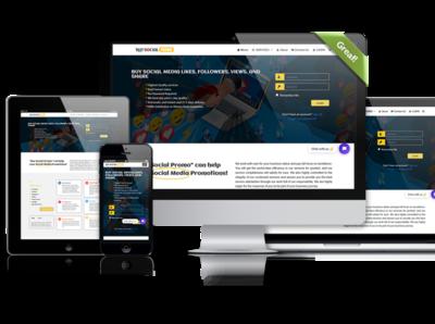 Professional & Responsive WordPress Website web design wordpress website