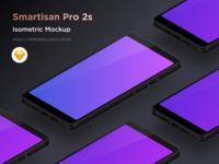 Smartisan Pro 2s Mockup