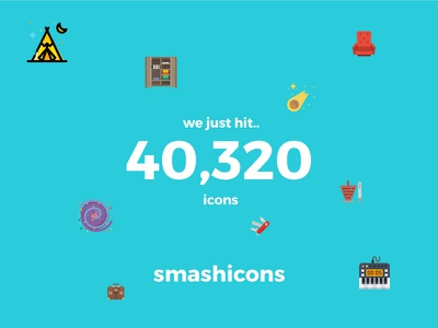 We hit 40320 icons with latest update! │Smashicons.com design pointer user interface ux ui design icons icons