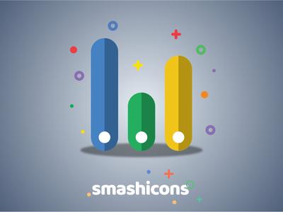 81,254 icons │Smashicons.com logo graphic design pixel retina icon smashicons vector icons