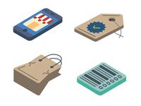 Isometric Icons│Smashicons.com