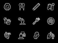 Cybernetic Icons │Smashicons.com