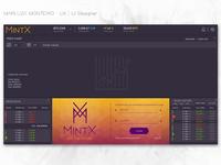 MintX - Blockchain Exchange