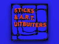 Sticks & A.R.T.'s Uitbuiters - Alternative Digital Artwork