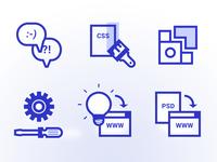 Netwrk Website Illustrations