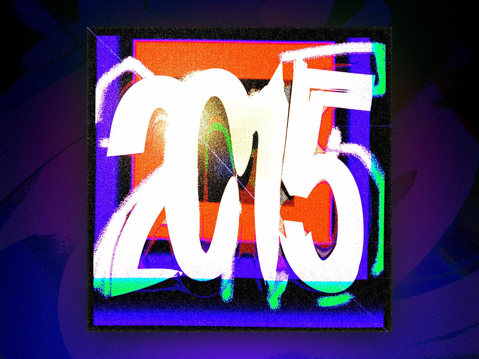 Artwork spotify favourites 2015