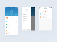 Smart Home UI @GrayKam