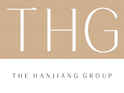 THE HANJIANG GROUP Branding @GrayKam