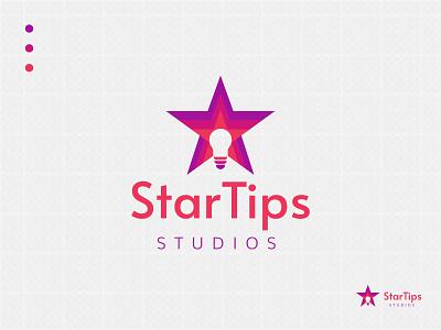 StarTips Logo Design logotype logos logo symbol abstract logo brand identity branding creative logo modern logo logo mark logodesigner logodesign logo