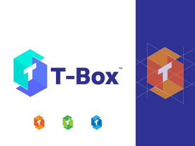 Isometric Logo Design T Box 2021 trend 2021 logo branding creative logo popular shot trendy logo trendy design modern logo modern 3d icon 3d box 3d logo box logo box isometric logo isometric design isometric icons isometric art isometry isometric