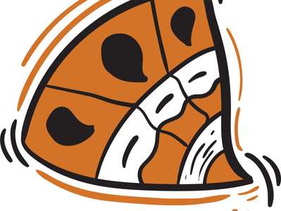// devo logo // minimal flat logo illustration
