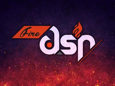 FireDSN Logo logo design branding