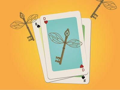 Deck of cards design graphic design illustrator illustration graphic art