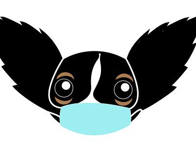 Hola Rico Mask Logo mask creative logo design vector branding logo illustration