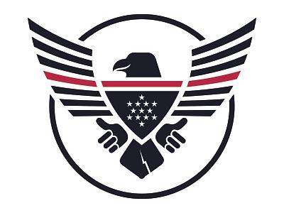 Eagle Logo creative logo vector logo illustration design