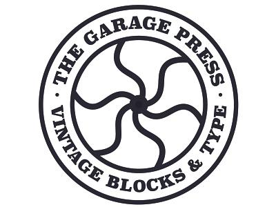 The Garage Logo illustrator logo branding illustration design
