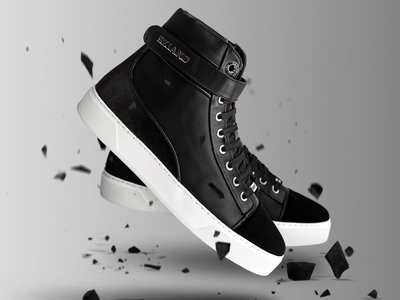Brands Shoes ads design creative design photoshop branding design