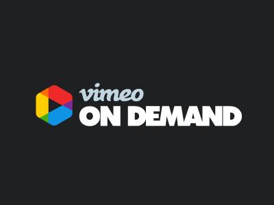 Vimeo On Demand Logo 2 logo vimeo video play