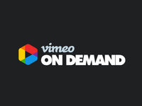 Vimeo On Demand Logo 2