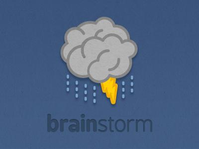Dribbble braintstorm