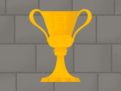 The Cup of Helga Hufflepuff - the 4th Horcrux cup hufflepuff illustration harry potter