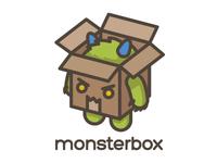 Monster Box Logo Option