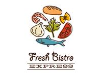 Fresh Bistro Express Logo