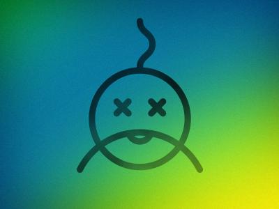 Ukrainian Smile logo icons ukrainian