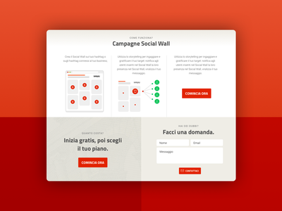 Seejay Website - the service website web ux ui interface startup design