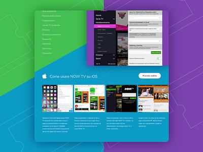 Layout exploration - vibrant colors, oblique lines website web ux ui interface design