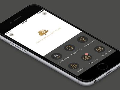 Sunningdale Golf Club - Update club golf app mobile
