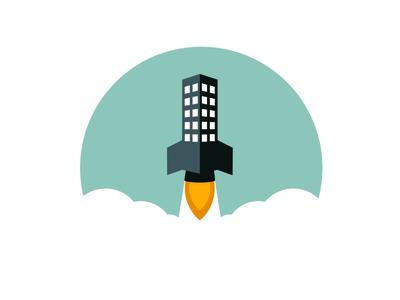 Rocket Building identity brand identity brand design branding brand logos logo design logo grapics design graphic design ilustration design ilustrations ilustrator