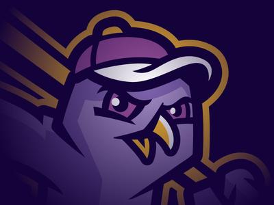 Owl Mascot Concept
