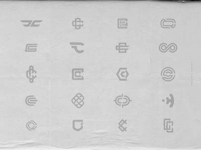 Cortney Casey Logo Concepts
