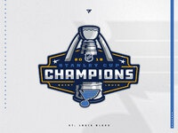 Stanley cup champions logo