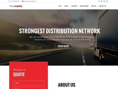 Transimplify - Web Design web development website design web design web