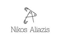 Nikos Aliazis // Clothing line