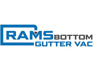 Ramsbottom Gutter Vac logo design branding graphic design vector logotype logo mark logo designer logo design logo illustrator brand identity