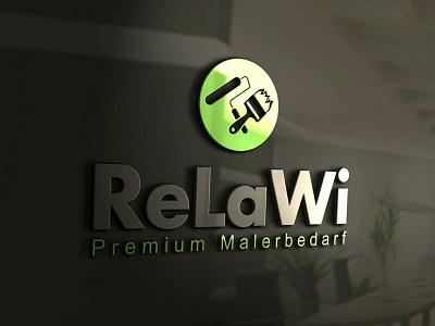 ReLaWi logo design branding graphic design vector logotype logo mark logo designer logo design logo illustrator brand identity