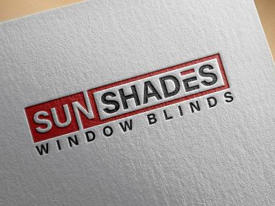 SunShades logo design branding graphic design vector logotype logo mark logo designer logo design logo illustrator brand identity